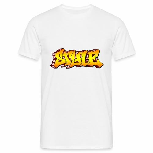 Camiseta estilo - Camiseta hombre