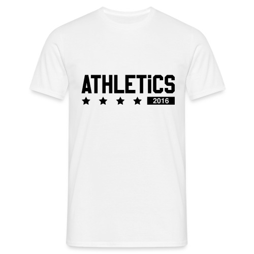 athletics png - Männer T-Shirt