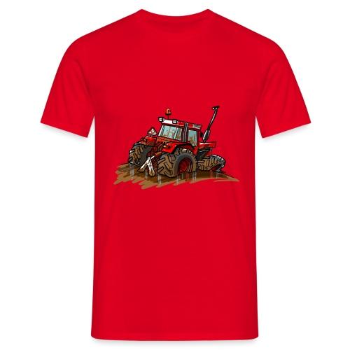 IH in de blub - Mannen T-shirt