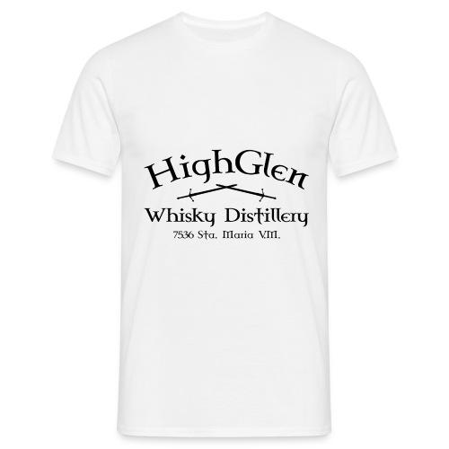 logo2015 - Männer T-Shirt