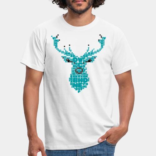 DEER - Koszulka męska