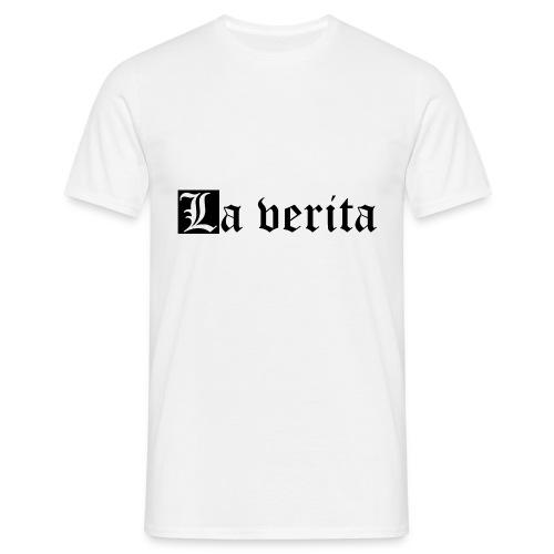 la verita products - Camiseta hombre