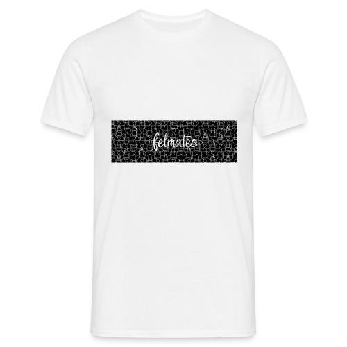 felmates the artists - Teaser Tshirt - Männer T-Shirt