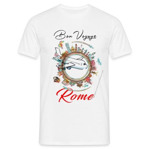 Voyage Rome - Männer T-Shirt