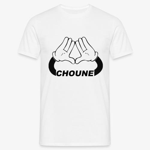 La Choune noire - T-shirt Homme