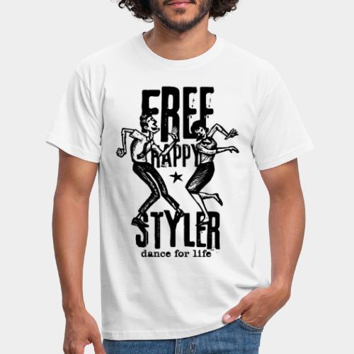 freestyler de danse styler gratuit - T-shirt Homme