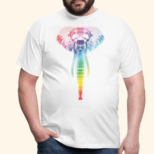 Colorphant - Männer T-Shirt