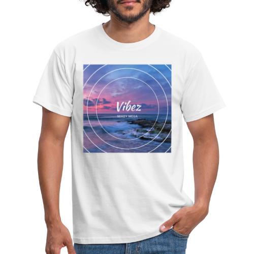 Vibez - T-skjorte for menn