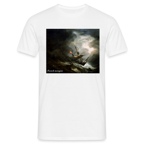 T-shirt French marquis Storm - T-shirt Homme
