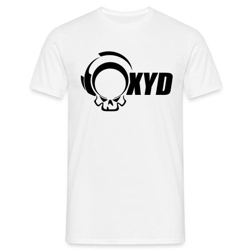 logo oxyd 2 - T-shirt Homme