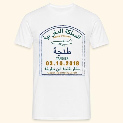 Tanger - T-shirt Homme