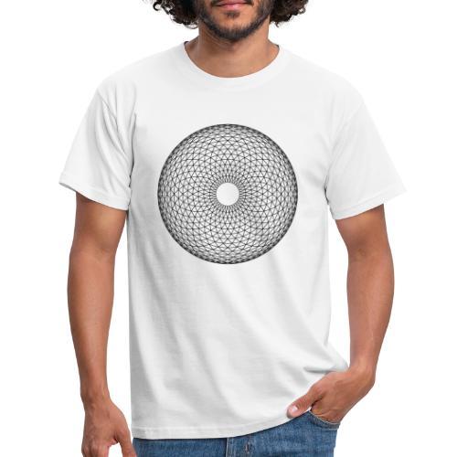 Torus Yantra - Hypnotic Eye - Herre-T-shirt