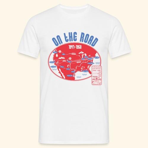 TShirtOntheRoad copy - Camiseta hombre