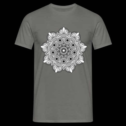 Mandala - Maglietta da uomo