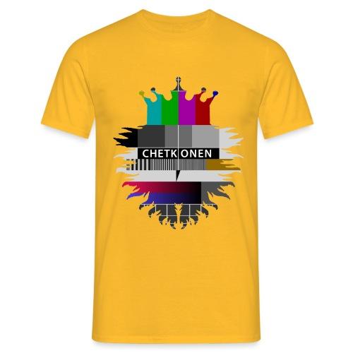 Chetkinen - Miesten t-paita