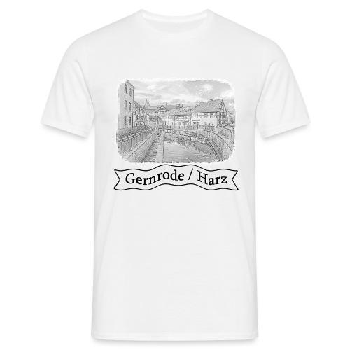 gernrode harz spittelteich 2 - Männer T-Shirt