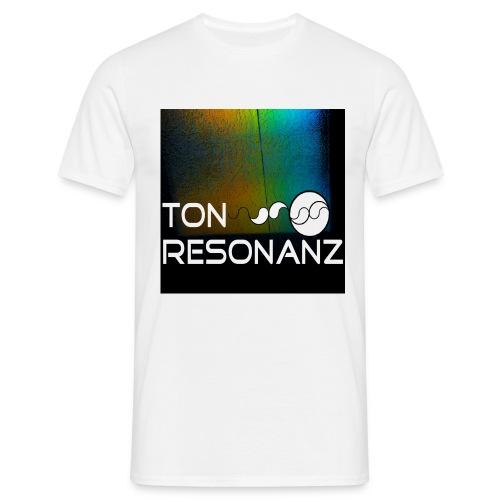 Ton Resonanz Logo - Männer T-Shirt