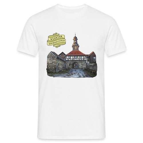 kloster michaelstein blankenburg 1 - Männer T-Shirt