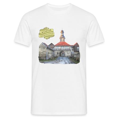 kloster michaelstein blankenburg 3 - Männer T-Shirt