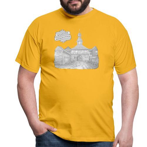 kloster michaelstein blankenburg 2 - Männer T-Shirt