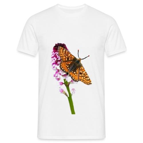 PAPILLON ORCHIDEE - T-shirt Homme