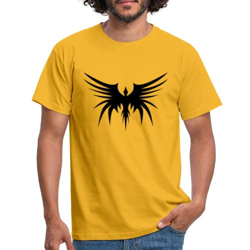 Phoenix Noir - T-shirt Homme