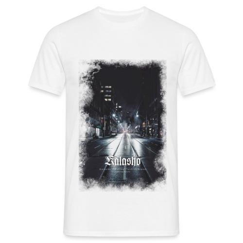 KALASHO T-Shirt Vintage Design - Männer T-Shirt