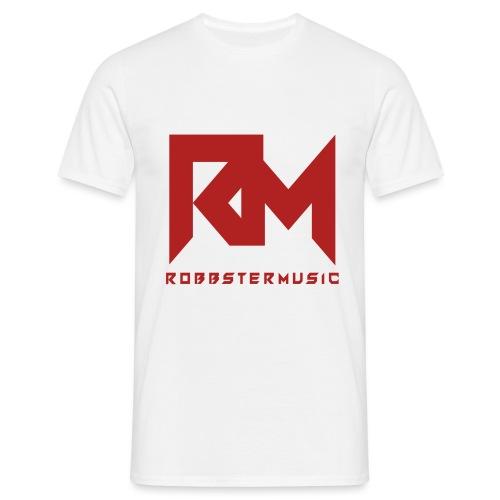RobbsterMusic / Original - Männer T-Shirt