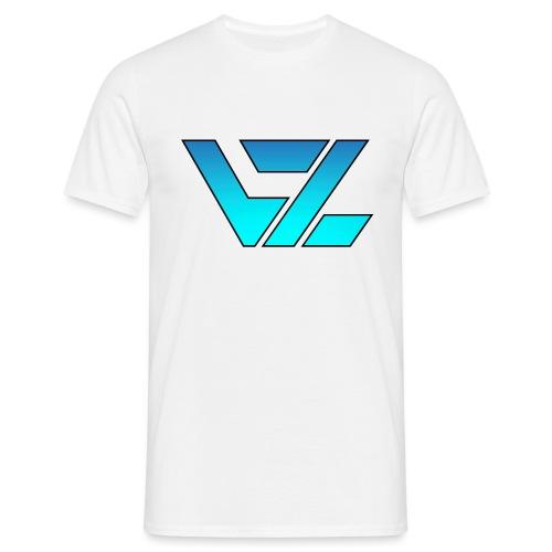 vusionZ | Blue - Männer T-Shirt