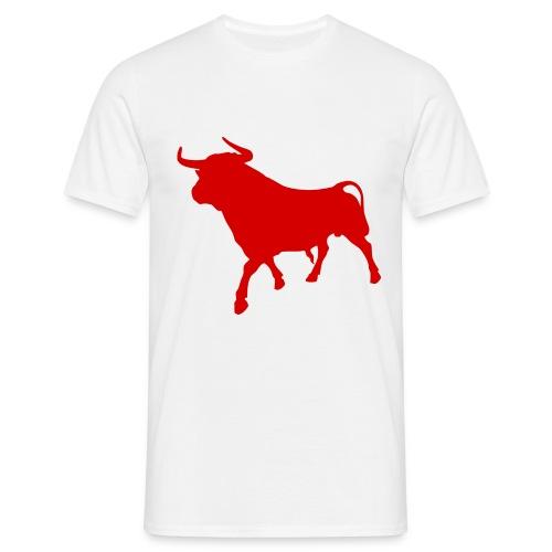 Toro rouge - T-shirt Homme