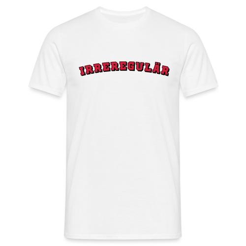 Irreregulär 2C - Männer T-Shirt
