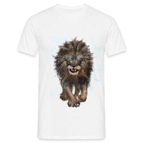 thunderlion - Men's T-Shirt