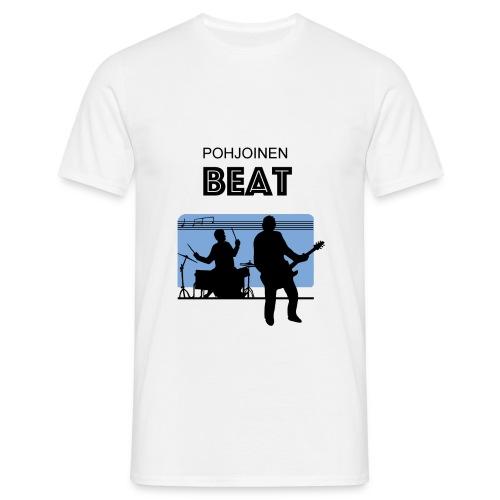 beat-3 - Miesten t-paita
