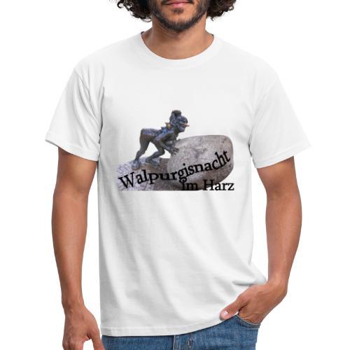 walpurgisnacht harz hexe 3 - Männer T-Shirt