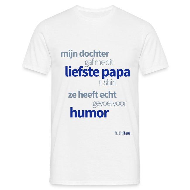 Liefste papa shirt
