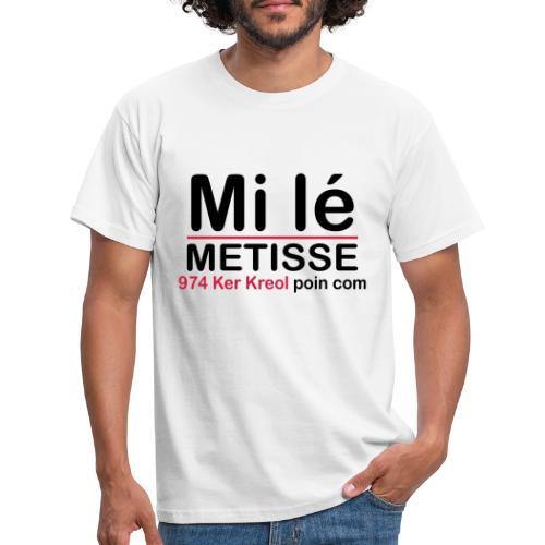 Mi lé METISSE - T-shirt Homme