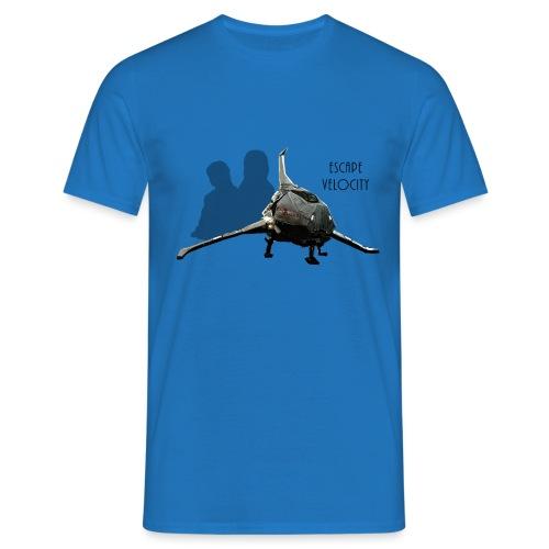 EscapeVelocity Silhouette - Men's T-Shirt