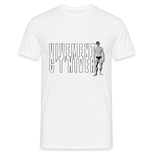 TELEMARK Vivement cet Hiver - T-shirt Homme