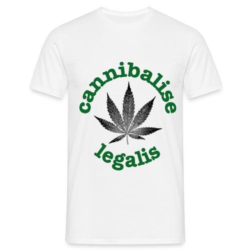 cannibalise legalis - Men's T-Shirt