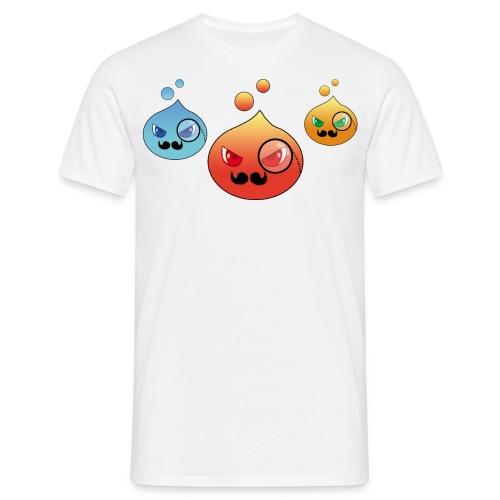 Outlezz - Gentlemen Slime - Männer T-Shirt