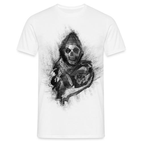 La faucheuse des Sons de l'apéro - T-shirt Homme