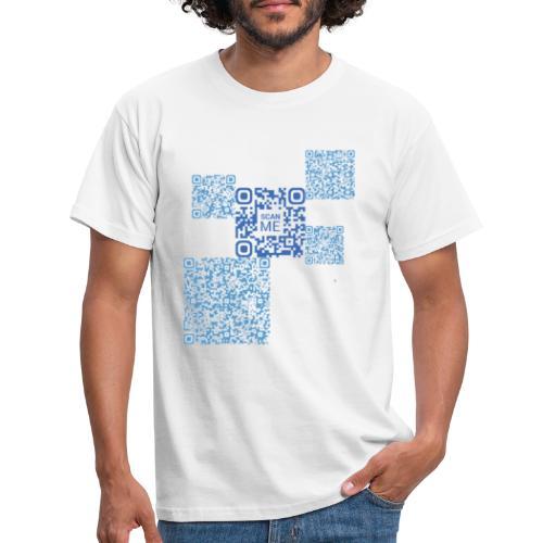 qrcode - T-shirt Homme