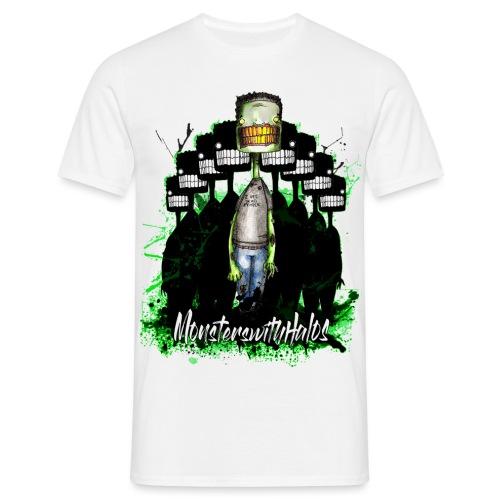 The Dead Have Risen - Men's T-Shirt