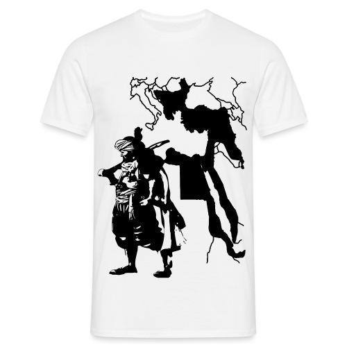 Ottoman Soldier - Männer T-Shirt