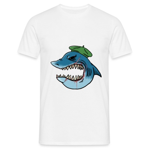 SQUALE PARIS - T-shirt Homme