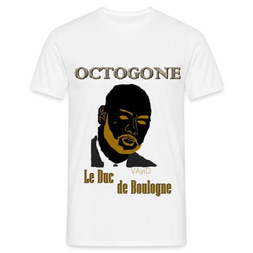 OCTOGONE Le Duc de Boulogne by VAyiD - T-shirt Homme