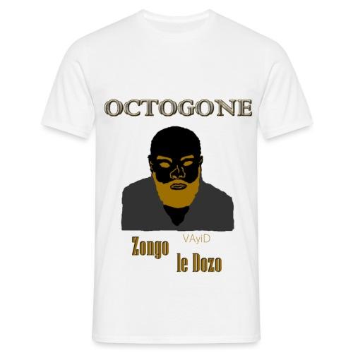 OCTOGONE Zongo le Dozo by VAyiD - T-shirt Homme