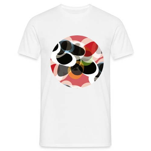 Circles 003 - Camiseta hombre