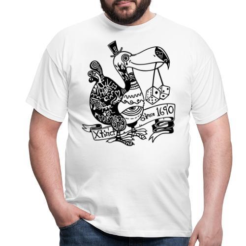 Dronte - Männer T-Shirt