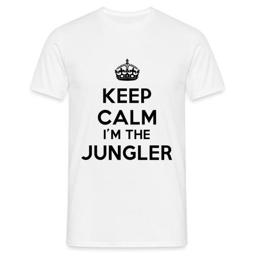 Keep calm I'm the Jungler - T-shirt Homme